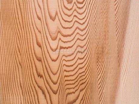 杉板の木目の写真素材 [FYI03410885]