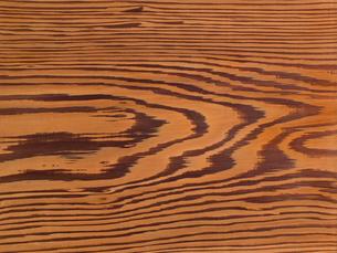 杉板の木目の写真素材 [FYI03410886]