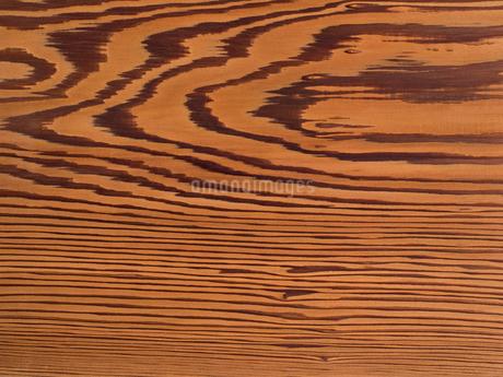 杉板の木目の写真素材 [FYI03410887]