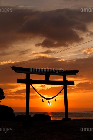 荒平天神 日本 鹿児島県 鹿屋市の写真素材 [FYI03411101]