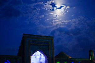 ヒヴァ / ヒバ ウズベキスタンの写真素材 [FYI03411104]