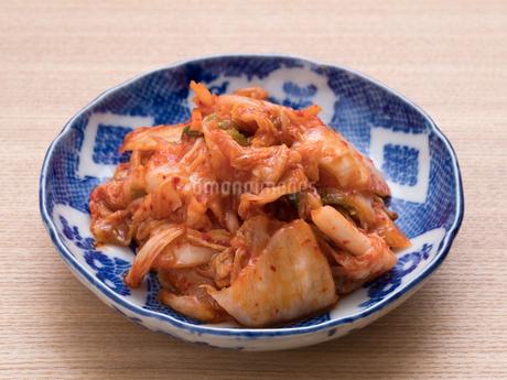 白菜のキムチの写真素材 [FYI03411123]