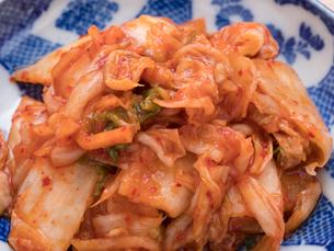 白菜のキムチの写真素材 [FYI03411125]