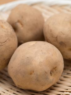 ジャガイモの写真素材 [FYI03411156]