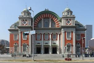 大阪市中央公会堂の写真素材 [FYI03411359]