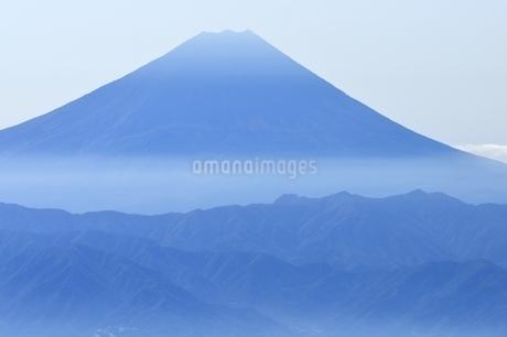 金峰山より富士山遠望の写真素材 [FYI03411485]
