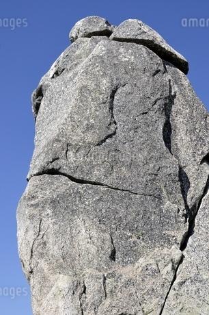 金峰山 五丈岩の岩峰の写真素材 [FYI03411497]