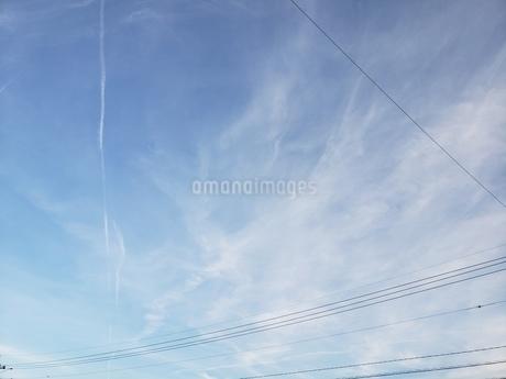 空の写真素材 [FYI03412038]