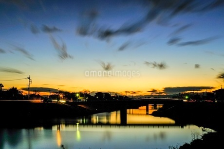 びん沼川 日本 埼玉県 さいたま市の写真素材 [FYI03412218]