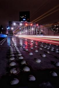 永代橋 日本 東京都 江東区の写真素材 [FYI03412222]