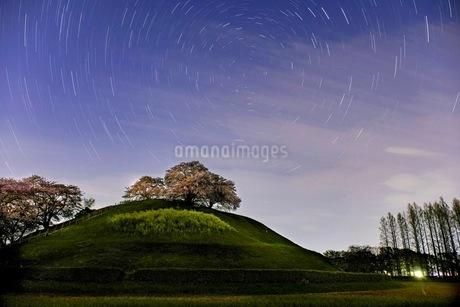さきたま古墳公園 日本 埼玉県 行田市の写真素材 [FYI03412239]