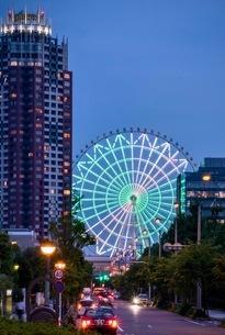 お台場海浜公園 日本 東京都 港区の写真素材 [FYI03412255]