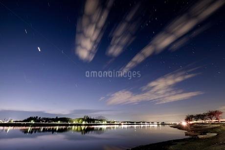 伊佐沼 日本 埼玉県 川越市の写真素材 [FYI03412277]