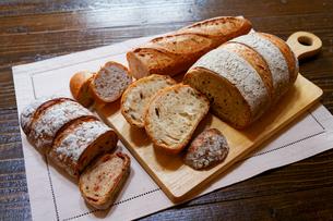 パンの写真素材 [FYI03412668]