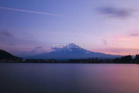 河口湖 の写真素材 [FYI03412729]