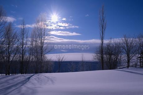 富良野市 日本 北海道の写真素材 [FYI03412738]
