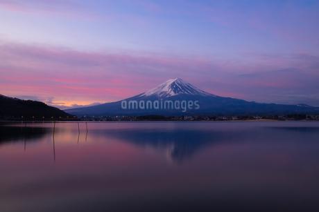 河口湖 の写真素材 [FYI03412746]