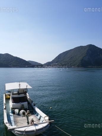 船と海の写真素材 [FYI03413412]