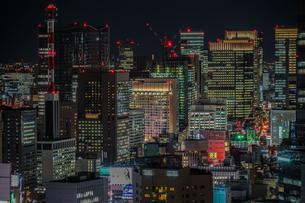 シーサイドトップ(世界貿易センタービルの展望台)からの風景の写真素材 [FYI03413576]