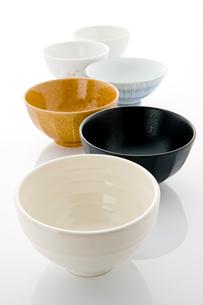 陶器の器の写真素材 [FYI03414017]
