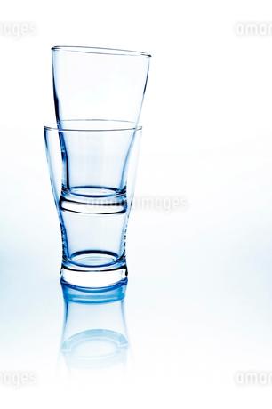 ガラスのコップの写真素材 [FYI03414018]