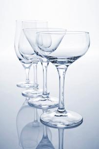 ガラス食器の写真素材 [FYI03414019]