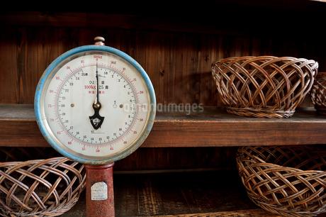 体重計の写真素材 [FYI03414099]