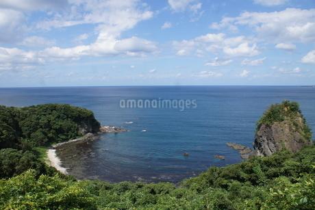 能登半島国定公園の風景の写真素材 [FYI03414317]