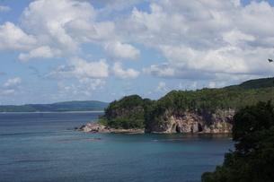 能登半島国定公園の風景の写真素材 [FYI03414321]