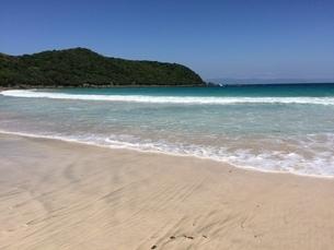 離島の砂浜と海の写真素材(種子島)の写真素材 [FYI03414328]
