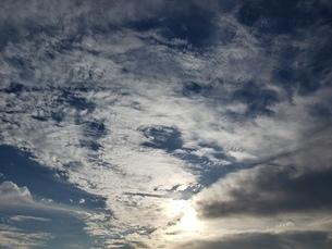 太陽を隠す雲2の写真素材 [FYI03414875]