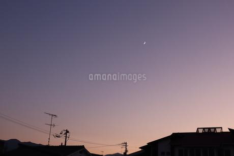 夕景の写真素材 [FYI03415329]