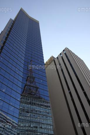 サンパウロのビジネス街の写真素材 [FYI03415452]