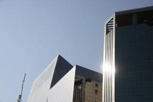 サンパウロのビジネス街の写真素材 [FYI03415453]