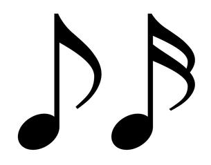 音符素材セット のイラスト素材 [FYI03415677]