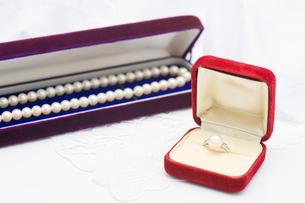 真珠の写真素材 [FYI03415928]