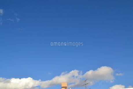 空と雲の写真素材 [FYI03416000]