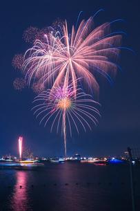横浜港 日本 神奈川県 横浜市の写真素材 [FYI03416430]