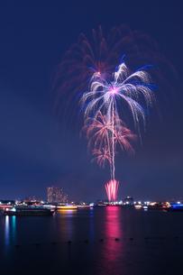 横浜港 日本 神奈川県 横浜市の写真素材 [FYI03416437]