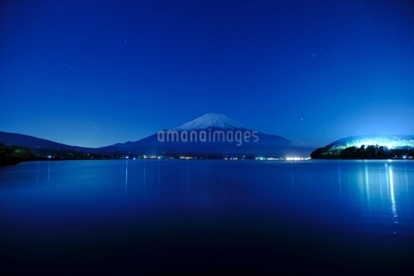 山中湖平野地区 日本 山梨県 山中湖村の写真素材 [FYI03416563]