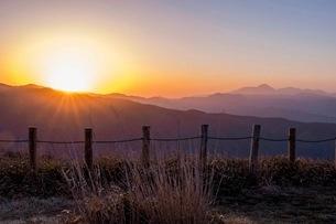 高ボッチ山 日本 長野県 岡谷市の写真素材 [FYI03416612]