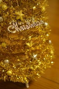 クリスマスツリーの写真素材 [FYI03417215]