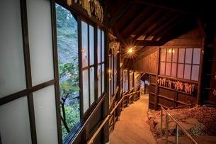 小安峡 日本 秋田県 湯沢市の写真素材 [FYI03417666]