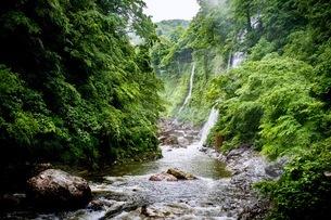 小安峡 日本 秋田県 湯沢市の写真素材 [FYI03417668]