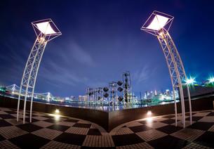 晴海客船ターミナル 日本 東京都 中央区の写真素材 [FYI03417717]