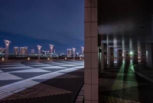 晴海客船ターミナル 日本 東京都 中央区の写真素材 [FYI03417721]
