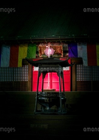川越喜多院 日本 埼玉県 川越市の写真素材 [FYI03417730]