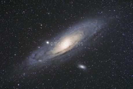 アンドロメダ銀河の写真素材 [FYI03418374]