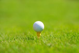 ゴルフボールの写真素材 [FYI03418613]