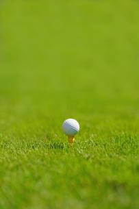 ゴルフボールの写真素材 [FYI03418616]